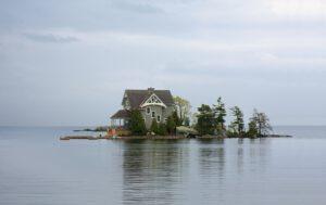 Budowanie na terenach zalewowych